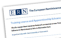The London training course and apprenticeship scheme